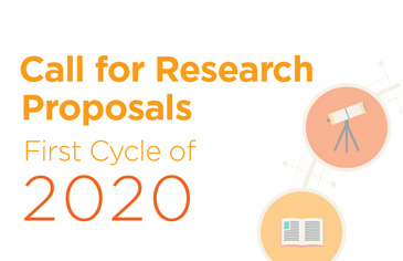 Call for Research Proposals - First Cycle 2020