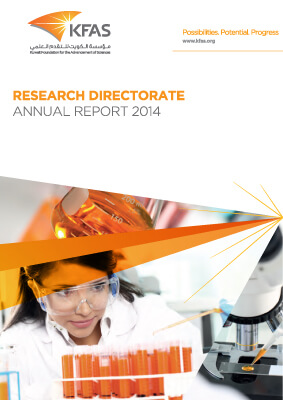 Research Annual Report 2014