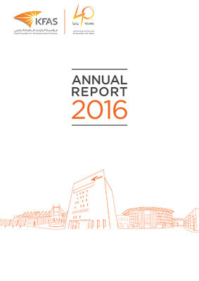 KFAS Annual Report 2016