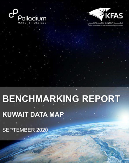 Kuwait Data Map - Benchmark Report