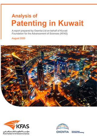 Analysis of Patenting in Kuwait