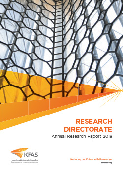 Research Annual Report 2018