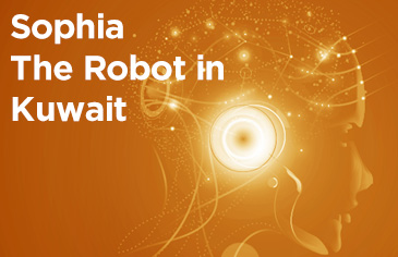 Scientific Lecture and Meetings to be Held with Sophia the Robot for the First Time in Kuwait