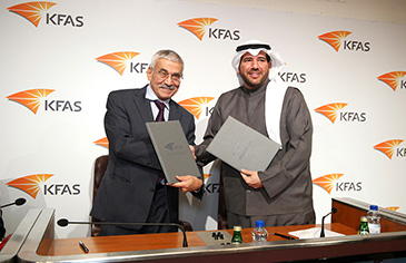 KFAS signs funding agreements on two environmental research studies