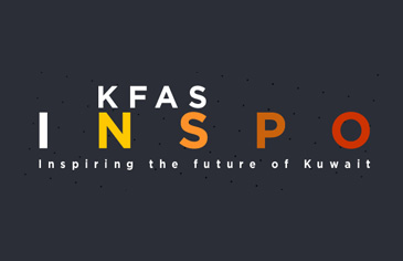 KFAS launches a new initiative titled (KFAS Inspo) to inspire and motivate youth, which includes lectures presented by Young eminent Kuwaitis in the fields of science, technology and innovation